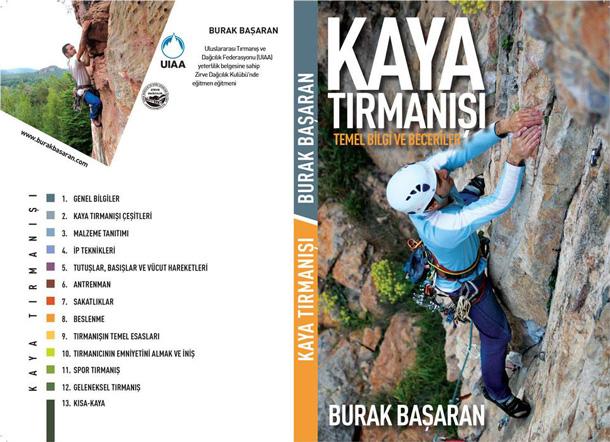 Kaya Tırmanışı - Temel Bilgi ve Beceriler / Burak Başaran