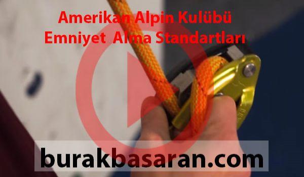 AAC Uluslararası Emniyet alma Standartları