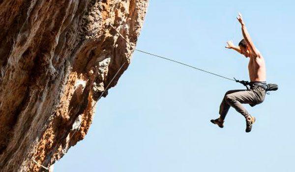 Antrenman: Tırmanışta Düşme Antrenmanı Nasıl Yapılır?