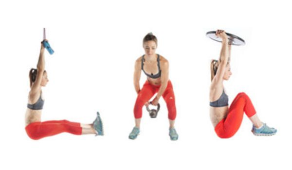 Atrenman: Core çalışmak için 10 hareket