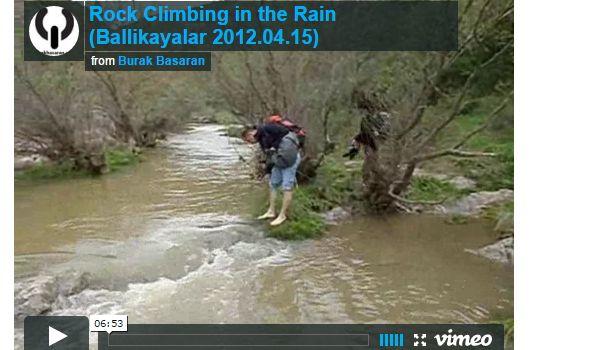 Çeşitli Tırmanış Videoları