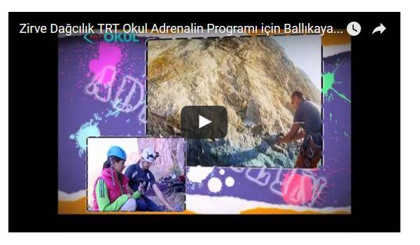 TRT Okul Adrenalin Programı